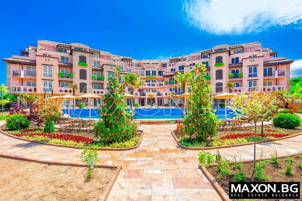 Недвижимость на Солнечном Берегу Болгария