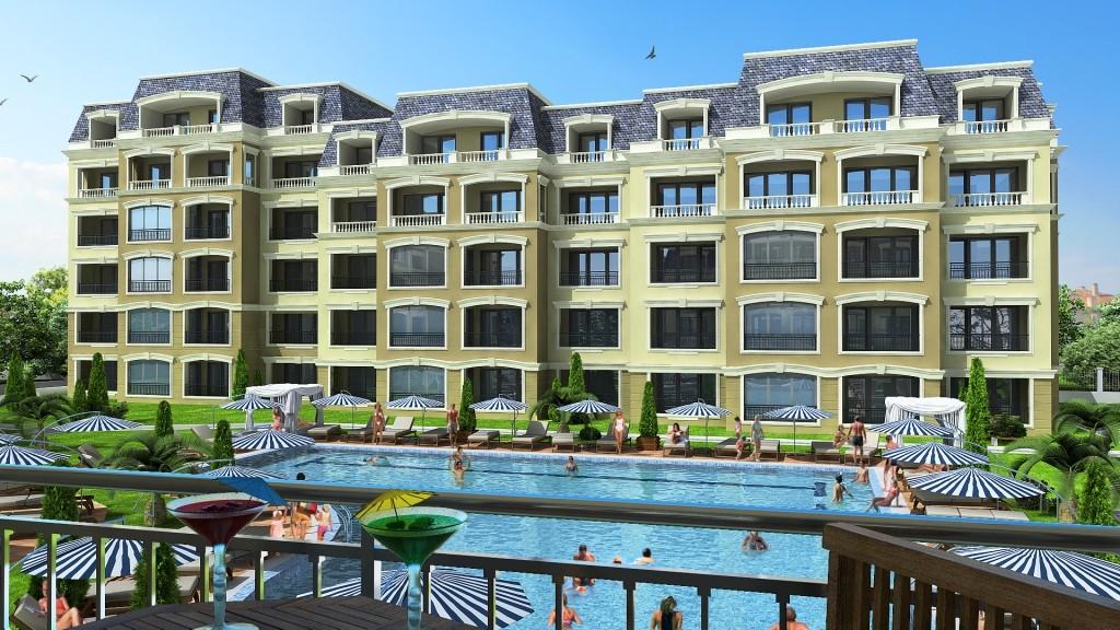 Апартаменты лето черногория